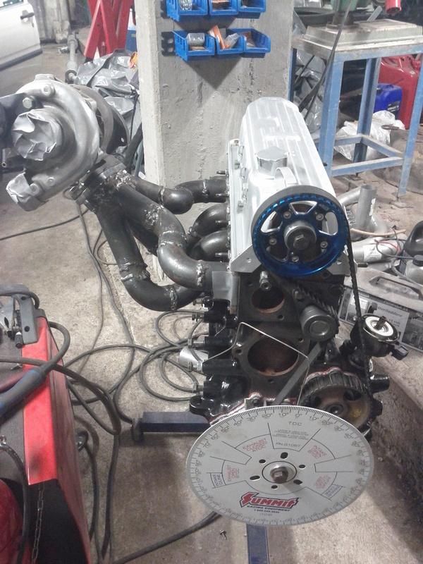 Joel - Ford Sierra 2,0 -88: Isbil goes turbo Update 2017-08-30 - Sida 4 129