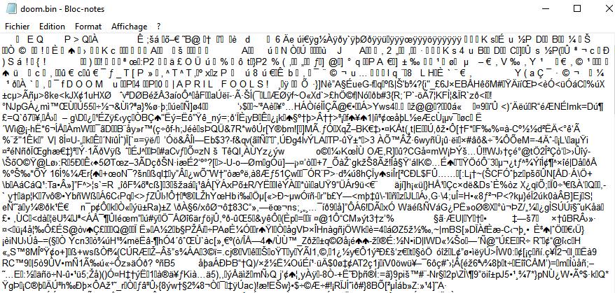 CASTLEVANIA sur Intellivision - Page 3 Doom_Intellivision