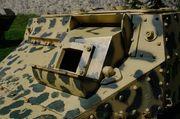 Итальянская танкетка Carro veloce L3/35 в Военном музее в замке Калемегдан г.Белград SG201729