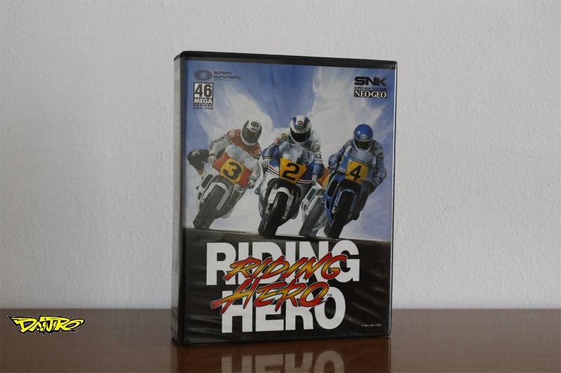 Colección Neo·Geo AES Daijiro (10/09/2016) Riding_Hero_USA