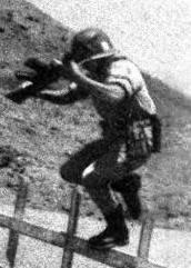 casco - Casco Mº M-I USA Paracaidista - BRIPAC Esm1cal3