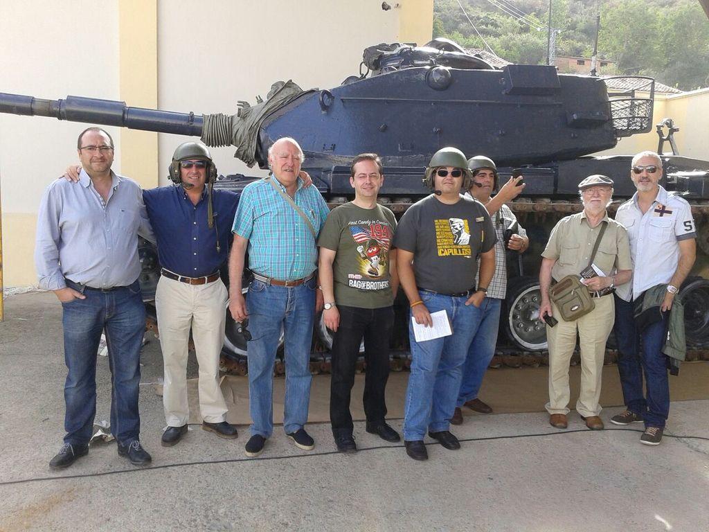 """Quedada casquera... Belorado, 04-X-14. Museo de Radiotransmisiones """"Inocencio Bocanegra"""" IMG_20141004_WA0004"""