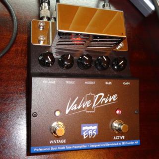 Review/Tira-Teima entre 17 Pedais de Distorção Valvulados no Fender P Bass DSC03263