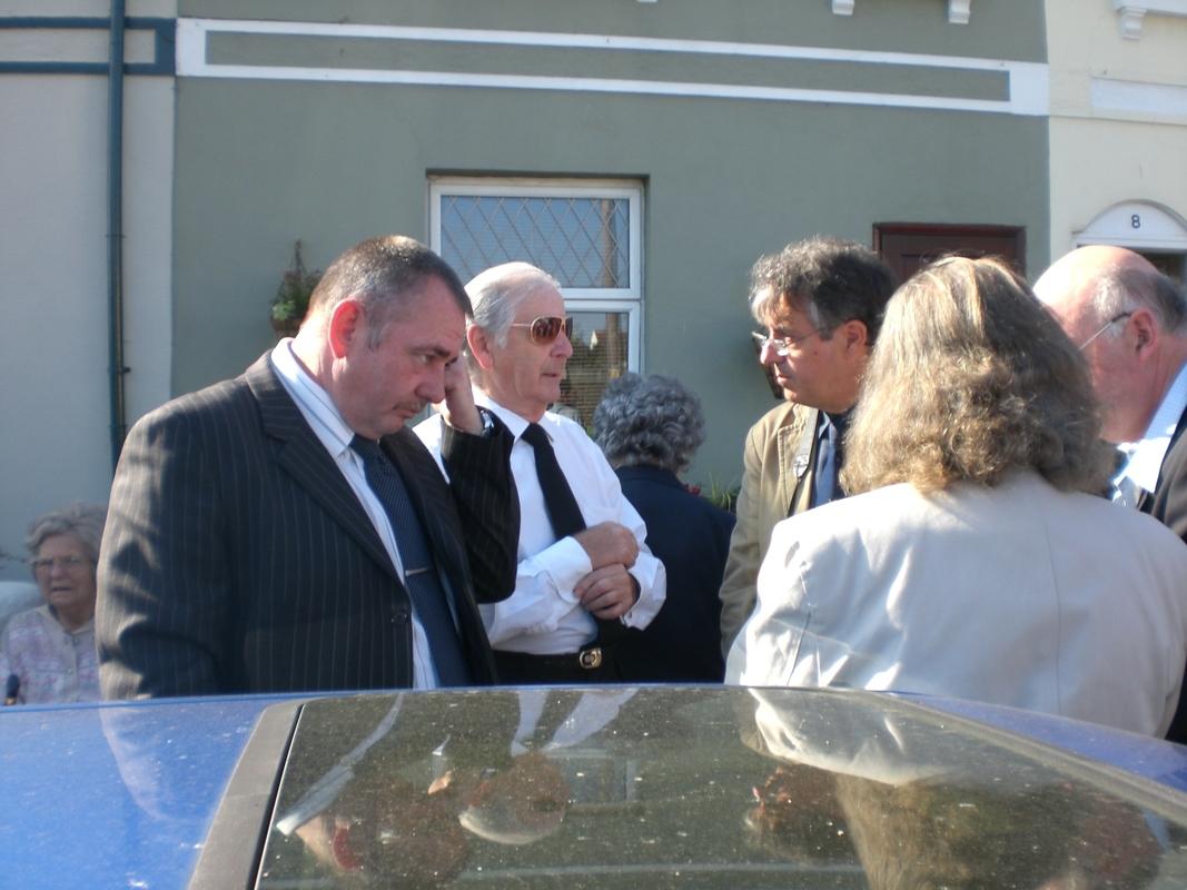 Private  William Cooper Event in Worthing Sussex CIMG3724