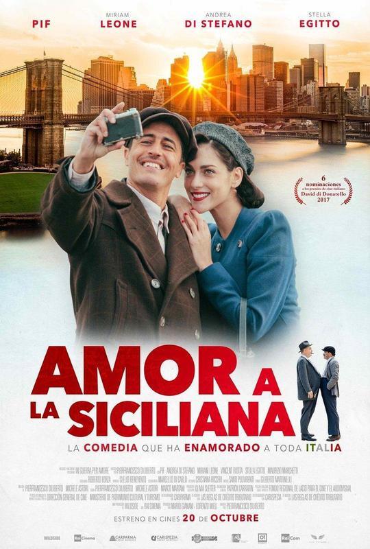 Amor a la siciliana (2016) [Ver Online] [Descargar] [HD 1080p] [Castellano] [Drama] In_guerra_per_amore-295151883-large
