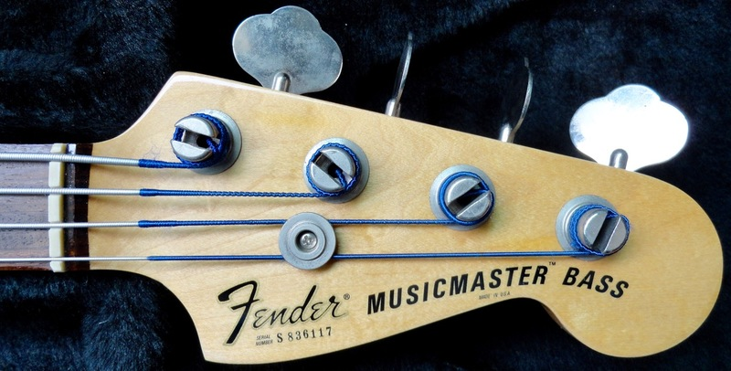 Review: Fender Musicmaster Bass (USA, 1978) DSC07643