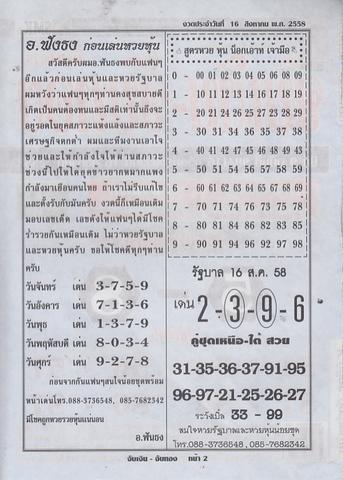 16 / 08 / 2558 MAGAZINE PAPER  Jabneongjabthong_2