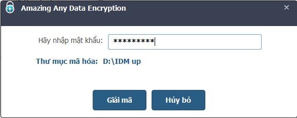 Any Data Encryption 5.1.1.8 Việt hóa - Mã hóa, ẩn folder/file tuyệt vời Encryption_4