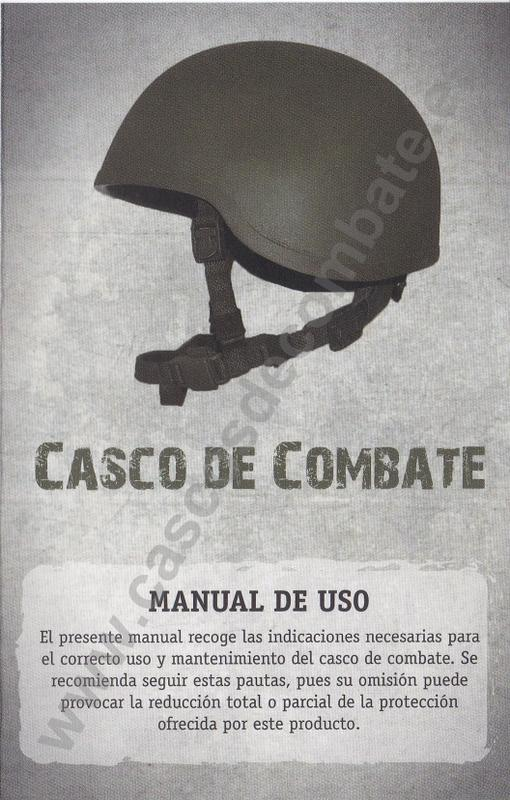 casco - 2017 - MANUAL DE USO del casco COBAT-01 COBAT-01_2017_Folleto_Marca_De_Aguajpg_Page1
