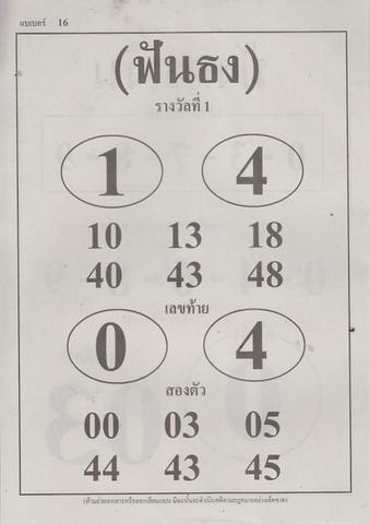 16 / 08 / 2558 MAGAZINE PAPER  Bareber_16