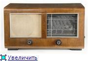 """1941 год. Радиоприемник """" T154"""". (Radiotehnika). Eceb32a243bct"""