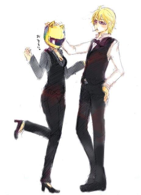 Арт по аниме «Дюрара!» (Durarara!!) 579f0b9da6e0