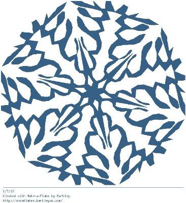 Зимнее рукоделие - вырезаем снежинки! - Страница 10 Ff144542c22b