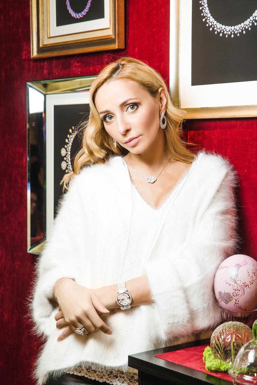 Татьяна Навка - официальный посол бренда Chopard Bba1211ee7df