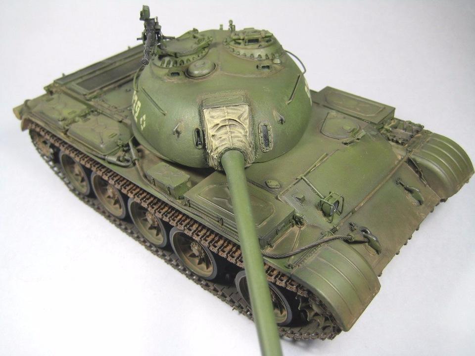Т-54 образца 1951 г.  B0d33eefa783