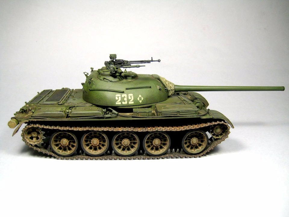 Т-54 образца 1951 г.  8aa116e6800e