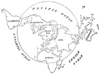 Flat Earth Maps  94bxg84UODKmYkFIPwcS