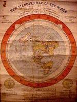 Flat Earth Maps  EAylnuhut6N6WC49hTMj