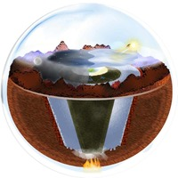 Flat Earth Maps  VZZIeqBZ8ore_Rl8o43C
