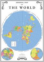Flat Earth Maps  JECehQSlbpvJUfFWHpoz