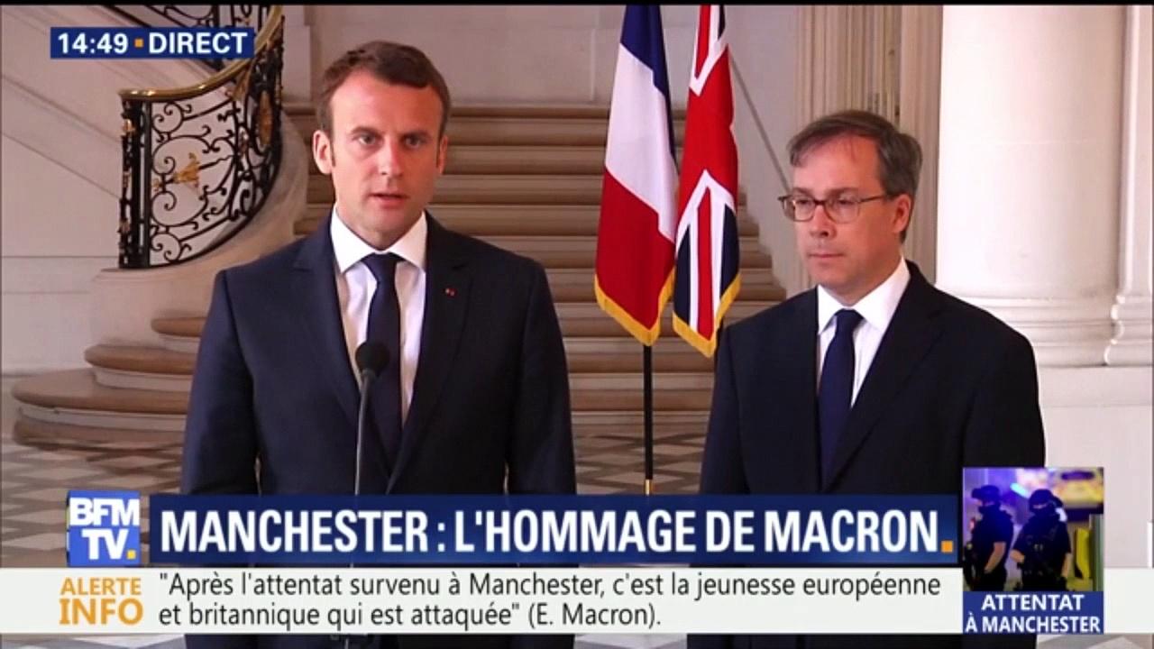 Qui est Emmanuel Macron ? Jroad