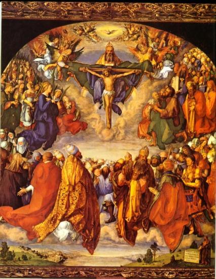 Le Notre Père, en image ! All_saints_day