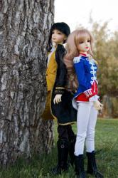 Petite revue des poupées Lady Oscar 0000rawe