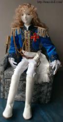 Petite revue des poupées Lady Oscar Military1