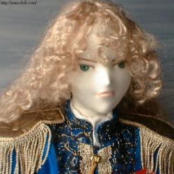 Petite revue des poupées Lady Oscar Military2