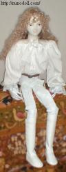 Petite revue des poupées Lady Oscar Military4