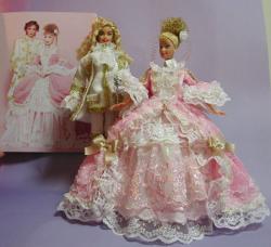 Petite revue des poupées Lady Oscar Sonata-b