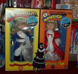 Petite revue des poupées Lady Oscar Bigandscary