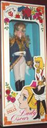 Petite revue des poupées Lady Oscar Smoscarbox