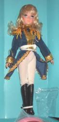 Petite revue des poupées Lady Oscar Smoscardoll