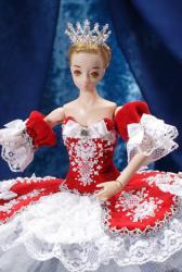 Petite revue des poupées Lady Oscar Bellon0
