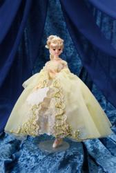 Petite revue des poupées Lady Oscar Roza1