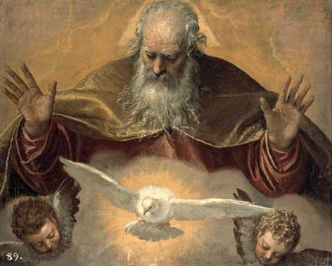 Le Notre Père, en image ! Veronese_dieu_le_pere
