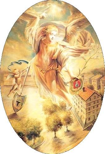 Les anges gardiens Saint-Gabriel