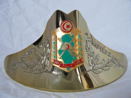 Photos Plaques des casques des Pompiers  P1080510