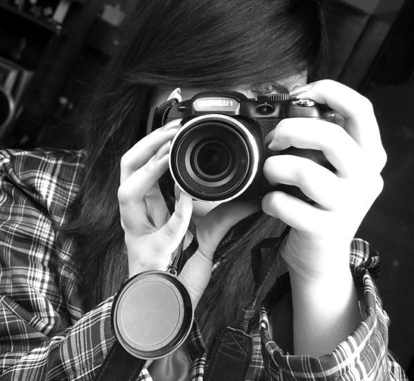 Kamera Beautiful-black-amp-white-camera-chess-cute-Favim.com-302424