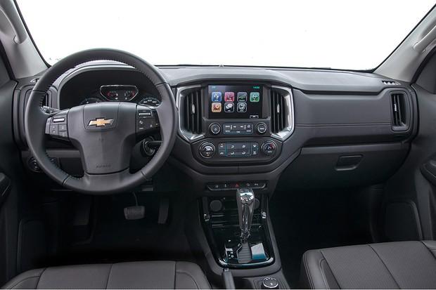 Sobre Chevrolet S10 Cabine Dupla 2018 Chevrolet-s10_3