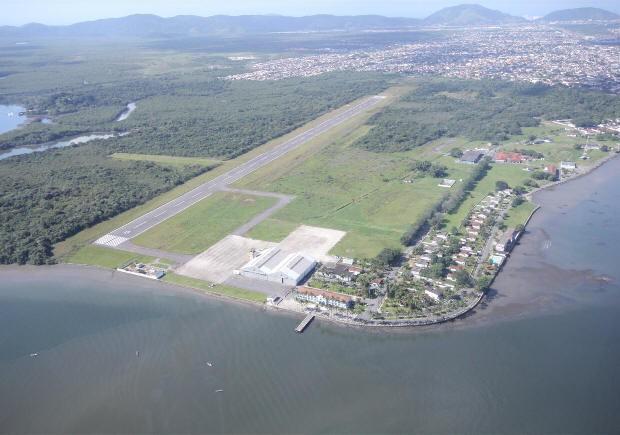 aeroporto - [Brasil] Guarujá toma posse de área para construir aeroporto metropolitano  Guaruja_pedrorezende