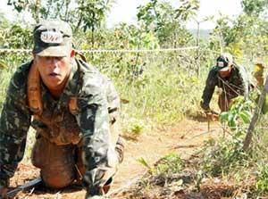 Sucateado, Exército não teria como responder a guerra, dizem generais Soldados_treinamento_engati