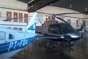 aeronaves - [Brasil] CNJ doa 16 aeronaves apreendidas para tribunais estaduais  Helicoptero_aviao_cnj
