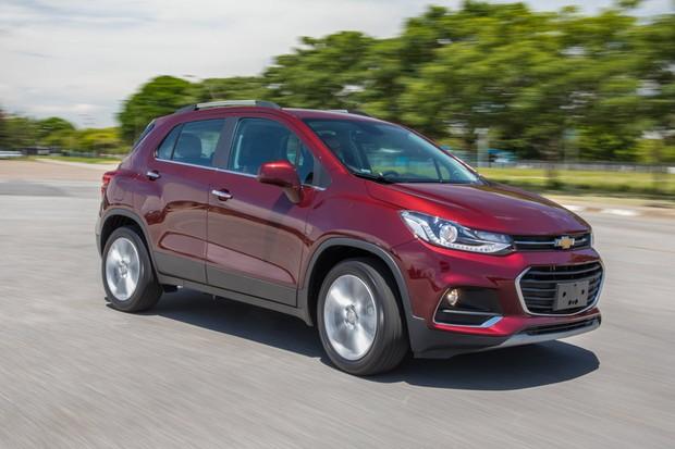 Sobre Chevrolet Tracker 2018 Trackercurva