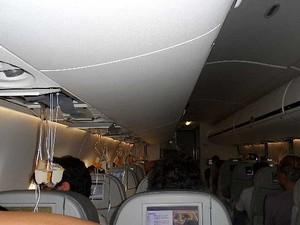 [Brasil] 'Achei que íamos pousar no meio do mato', diz passageiro de voo em pane  Aviao