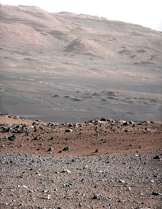 Curiosity chega a Marte. Curiosity6