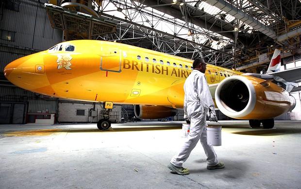 [Internacional] Concorde pode voltar a voar em 2012 Aviao_olimpiadas_ap_95