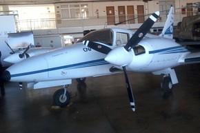 aeronaves - [Brasil] CNJ doa 16 aeronaves apreendidas para tribunais estaduais  Aviao_calmon