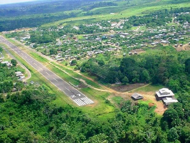 [Brasil] Motociclista é decapitado ao ser atingido por avião, no interior do AM Aeroporto2